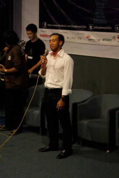 Mr. Ananda Siregar